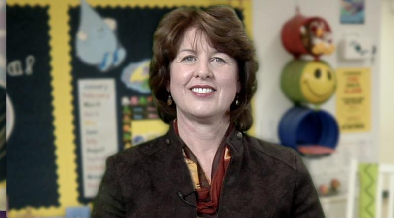 """Image de Susan Forrester prise de la vidéo """"Susan Forrester (en anglais seulement)"""""""