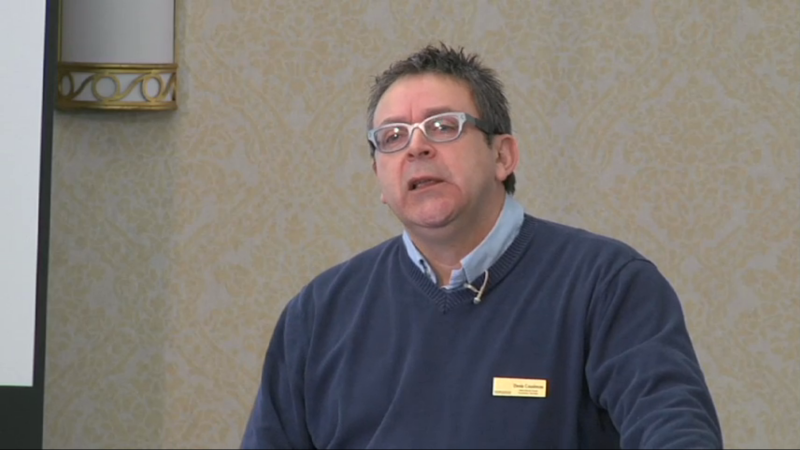"""Image of speaker taken from """" Part Six: Benefits of the CEFR"""" video"""