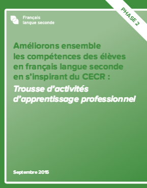"Title page of the ""Professional Activities Handbook"""